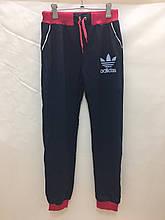 Спортивные штаны подростковые модные ADIDAS на девочку размер 36-44 купить оптом со склада 7 км Одесса