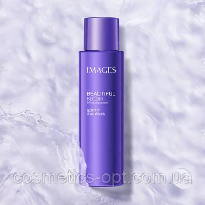 Укрепляющий тонер с гиалуроновой кислотой и экстрактом периллы IMAGES Beautiful Bloom Perilla Toner, 120 мл