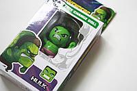 "Брелок Халк марвел Игрушка мульт-герой ""Avengers"" Face Change Doll"
