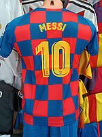 Футбольна форма ск Барселона Месси 2020 подросток..,..