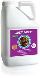 Фунгіцид Делавіт дитіанон 350 г/л, аналог Вентоп для винограду, картоплі, персик, плодові