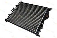 Радиатор без кондиционера до 2008 Solenza/Logan 1.4-1.6 7700836301 THERMOTEC D7R003TT