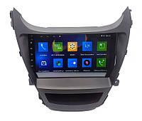 Автомагнитола штатная Hyundai Elantra 2011-2013 Android 10.1 CPU T3 4/32 Gb