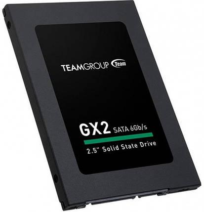 """SSD-накопитель Team GX2 2.5"""" SATAIII TLC (T253X2256G0C101), фото 2"""
