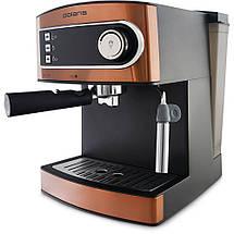 Кофеварка рожковая Polaris PCM 1515E Adore Crema, фото 2
