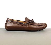 Мокасины кожаные мужские арт. 41-06, фото 1