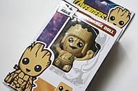 "Брелок Грут марвел Игрушка мульт-герой ""Avengers"" Face Change Doll"