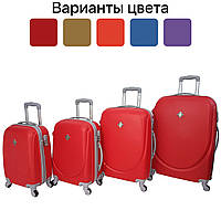 Набор дорожных чемоданов Bonro Smile 4 шт комплект, фото 1