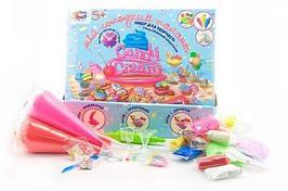 KM75011 Набір для творчості ТМ Candy cream Шоколадні фантазії