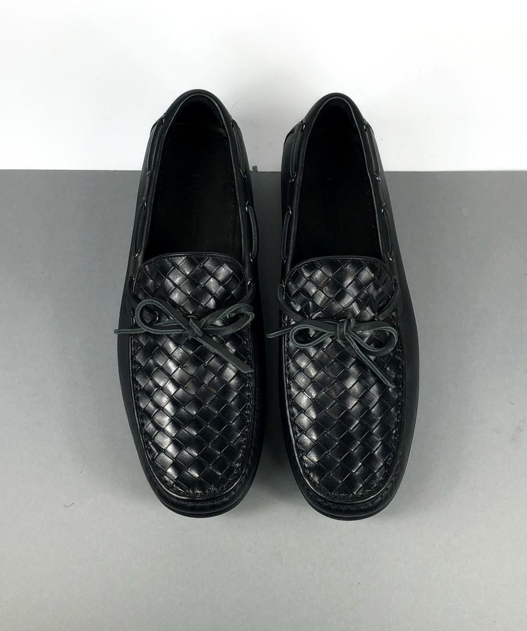 Мокасины мужские кожаные арт. 41-01