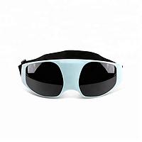 Массажные очки SUNROZ Massage Glasses для глаз Голубой