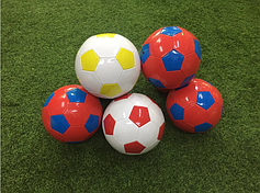 Спортивні ігрові м'ячі
