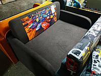 Кресло-кровать Вега принт1,1 темпо кор.+тачки2 (Виктория)