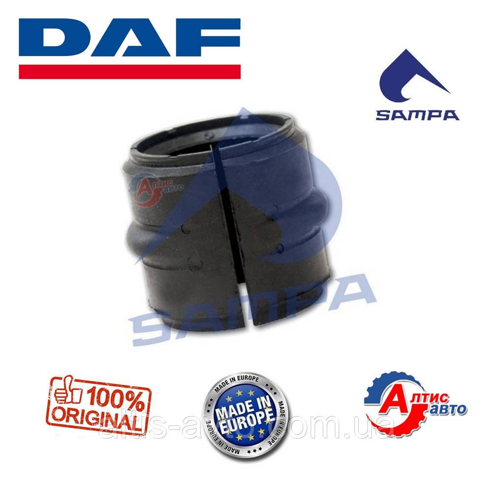 Втулка стабилизатора DAF 95 xf/cf 85, 75, LF45 Евро 2 3-5 передний мост 1291233, 1732887 (43/62/70х60)