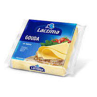 """Тостерный плавленный сыр """"Lactima"""" 17%, 130 г"""