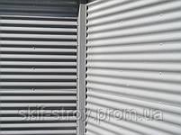 Профнастил волновой К18 (металлошифер), фото 7