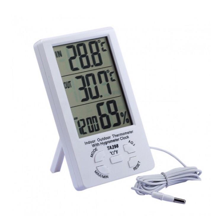 Метеостанция Термометр Гигрометр TA298