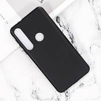 Чехол Soft Line для Motorola Moto G8 Play силикон бампер черный