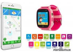 Смарт-часы AmiGo GO001 iP67 Pink, фото 3