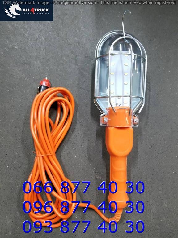 Фонарь переносной 12V L5M LED лампа
