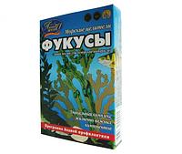 Фукусы Беломорские водоросли 100г