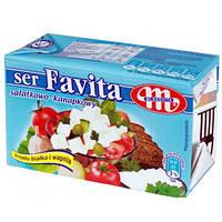 """Сыр Фета обезжиренный """"Favita"""" 18%, 270 г"""