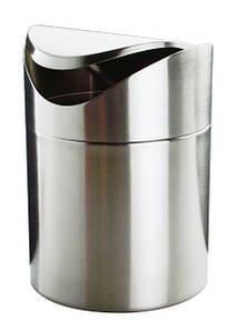 Ведро для мусора настольное APS 00029 12х17мм