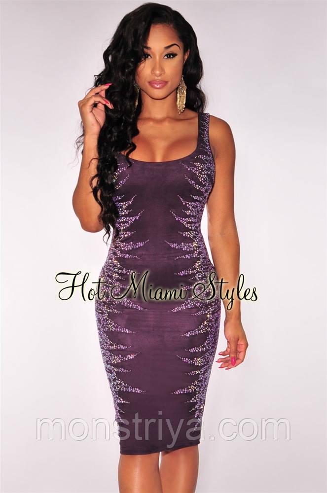 Красивое платье от