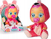 Интерактивная Кукла плакса IMC Toys Cry Babies Fancy Doll Пупс Фламинго (97056)