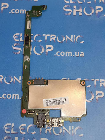 Плата нерабочая HTC Desire 310 Original б.у, фото 2