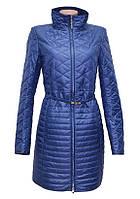 Женское пальто на синтепоне CHIAGO с воротником-стойкой