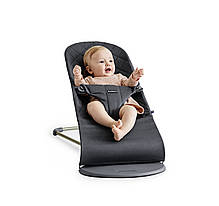 Кресло-шезлонг BabyBjorn Bouncer Bliss MESH, фото 2