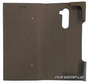 Assistant оригинальный чехол-книжка для AS-601L коричневый, фото 2