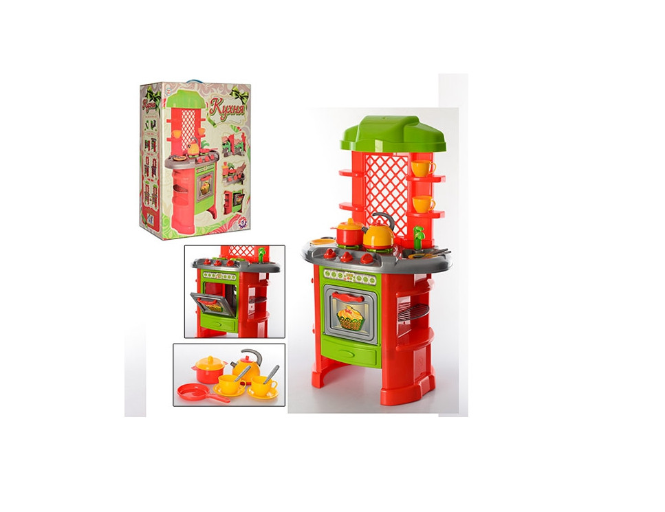 """Іграшка """"Кухня 7 ТехноК"""" 0847"""