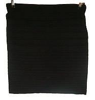 Женская юбка трикотаж 45см