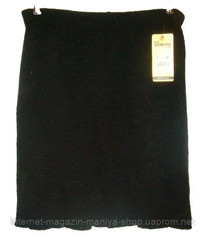 Женская юбка трикотаж  60см