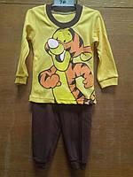 Пижамки детская мультяшки, фото 1