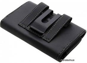 Флотар чехол на пояс для Samsung S5610 матовый черный L размер ( 11.5 на 6 см), фото 2