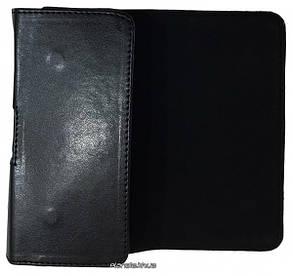Grand Premium универсальный чехол на пояс до 4''  черный (13 см на 7 см), фото 2