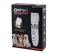 Машинка для стрижки животных Gemei GM-634, фото 1