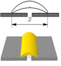 Алюминиевый порожек АП-001