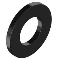 Шайба плоская 4 мм DIN 125 без покрытия