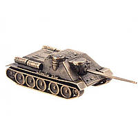 Самоходная артиллерийская установка САУ СУ-100(1:100)