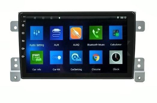Автомагнитола штатная Suzuki Grand Vitara Android 10.1 CPU T3 4/32 Gb