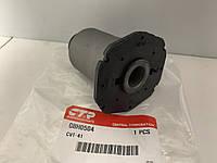 Сайлентблок переднього нижнього важеля, задній 48655-60020, 48655-60010. CTR