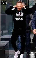 Спортивный костюм Adidas черный