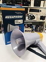 Мощный Громкоговоритель (рупор) мегафон HW-8C Лучшая цена!
