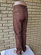 Брюки, джинсы мужские стрейчевые коттоновые, большие размеры LOOK VNG,  Турция, фото 2