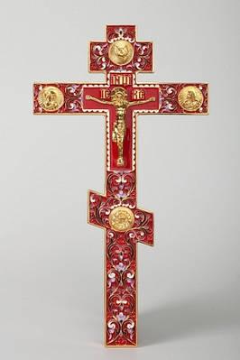 Хрести напрестольні