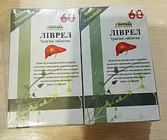 Лив-Рел - гепатопротектор (Livrel) 60 таб - Vinayaka